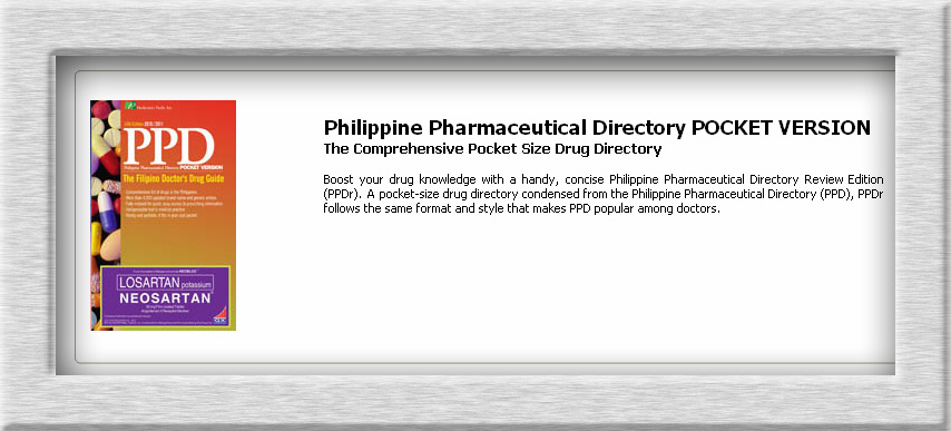 philippine pharmaceutical directory